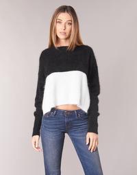 Oblečenie Ženy Svetre Diesel M AIRY Čierna / Biela