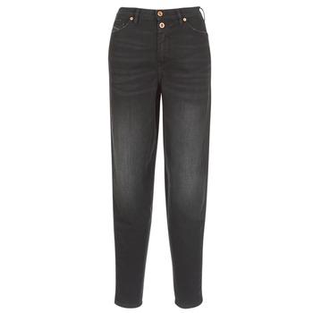 Oblečenie Ženy Rovné džínsy Diesel ALYS Čierna