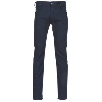 Oblečenie Muži Džínsy Slim Diesel THOMMER Modrá