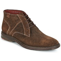 Topánky Muži Polokozačky Lloyd DALBERT Hnedá