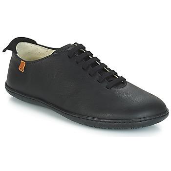Topánky Nízke tenisky El Naturalista EL VIAJERO FLIDSU Čierna