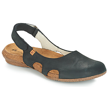 b3006299edad Topánky Ženy Sandále El Naturalista WAKATAUA Čierna