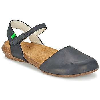 Topánky Ženy Sandále El Naturalista WAKATAUA čierna