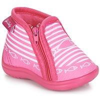 Topánky Dievčatá Papuče Be Only TIMOUSSON Ružová