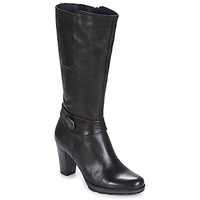 Topánky Ženy Čižmy do mesta Dorking REINA Čierna