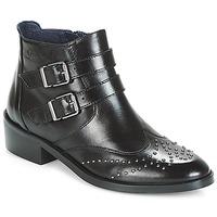 Topánky Ženy Polokozačky Dorking CELINE Čierna