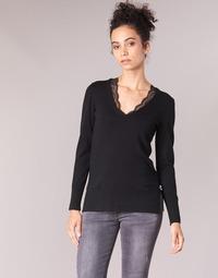 Oblečenie Ženy Svetre Guess BETH Čierna