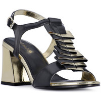 Topánky Ženy Sandále Apepazza NERO HEEL SANDAL Nero