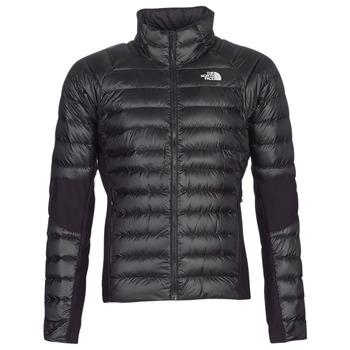 Oblečenie Muži Vyteplené bundy The North Face CRIMPTASTIC HYBRID Čierna