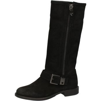 Topánky Ženy Čižmy do mesta Twin Set AE835 Čierna