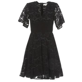 Oblečenie Ženy Krátke šaty Derhy DAMOISELLE Čierna