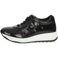 Topánky Ženy Nízke tenisky Agile By Ruco Line 1315 Black