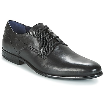 Topánky Muži Derbie Dockers by Gerli HERAN Čierna