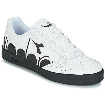 Topánky Muži Nízke tenisky Diadora B.ELITE BOLDER Biela / Čierna