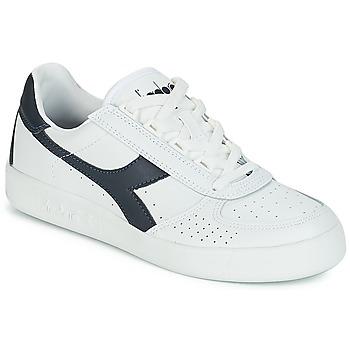 Topánky Nízke tenisky Diadora B.ELITE Biela / Námornícka modrá