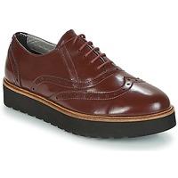 Topánky Ženy Derbie Ippon Vintage ANDY THICK Bordová