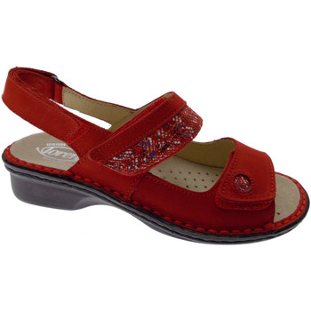 Topánky Ženy Sandále Calzaturificio Loren LOM2716ro rosso