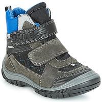 Topánky Chlapci Obuv do snehu Primigi PNA 24355 GORE-TEX Šedá / Modrá