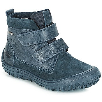Topánky Chlapci Polokozačky Primigi POG 24371 GORE-TEX Modrá