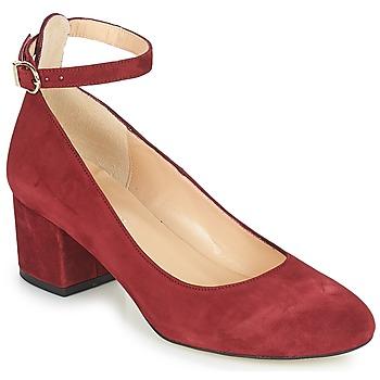 Topánky Ženy Lodičky Jonak VESPA Červená