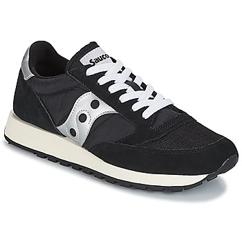 Topánky Nízke tenisky Saucony JAZZ ORIGINAL VINTAGE Čierna / Biela