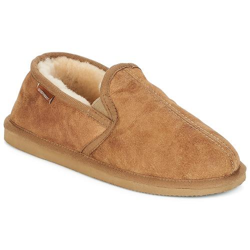 Topánky Muži Papuče Shepherd BOSSE Ťavia hnedá