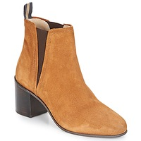 Topánky Ženy Čižmičky Marc O'Polo CAROLINA Ťavia hnedá