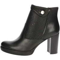 Topánky Ženy Nízke čižmy Genus Millennium P500/FR Black