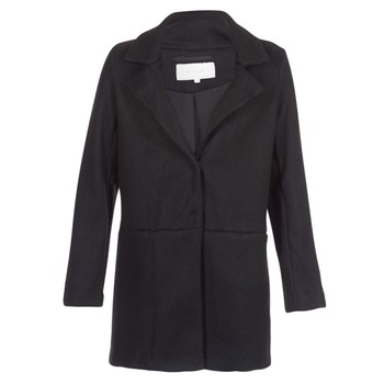 Oblečenie Ženy Kabáty Vila VIDORY Čierna