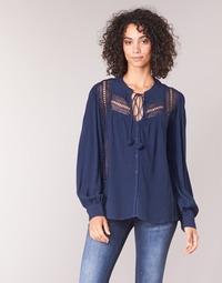 Oblečenie Ženy Blúzky See U Soon KERINCI Námornícka modrá