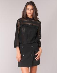 Oblečenie Ženy Blúzky See U Soon TELICA Čierna