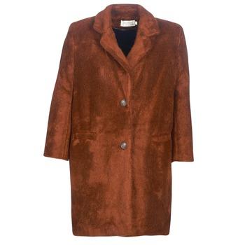 Oblečenie Ženy Kabáty See U Soon REVENTA Hnedá