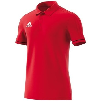 Oblečenie Muži Polokošele s krátkym rukávom adidas Originals Polo Tiro 17 Červená