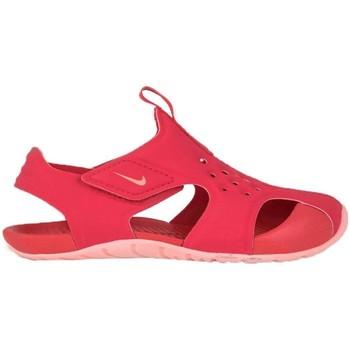 Topánky Deti Sandále Nike Sunray Protect 2 PS Ružová