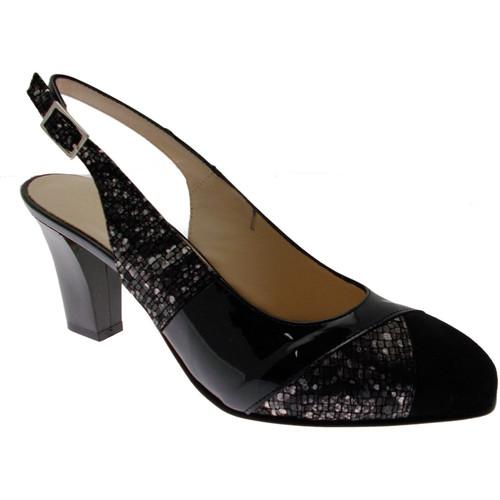 Topánky Ženy Sandále Soffice Sogno SOSO8061ne nero