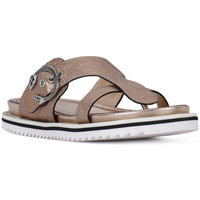 Topánky Ženy Sandále Elvio Zanon SANDALO CRACKEL Grigio