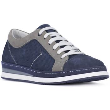 Topánky Muži Nízke tenisky IgI&CO NABOUK MORBIDO Blu