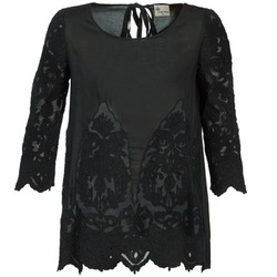 Oblečenie Ženy Blúzky Stella Forest ALANE čierna