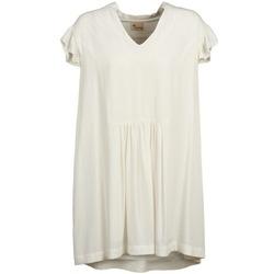 Oblečenie Ženy Krátke šaty Stella Forest BRIGIDE Krémová