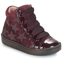 Topánky Dievčatá Členkové tenisky Acebo's MASSA Bordová