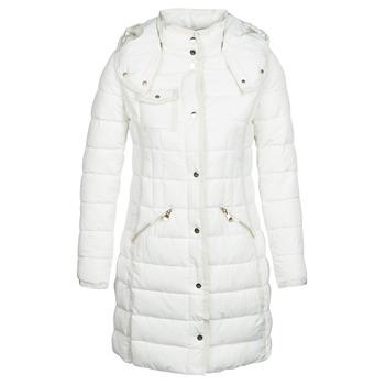 Oblečenie Ženy Vyteplené bundy Desigual INGA Biela
