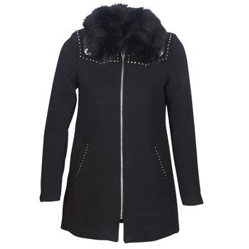 Oblečenie Ženy Kabáty Desigual COLLINE Čierna