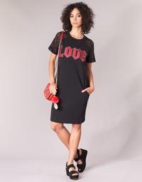Oblečenie Ženy Krátke šaty Love Moschino BLAFA Čierna