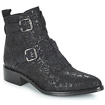 Topánky Ženy Polokozačky Philippe Morvan SMAKY1 V2 DAISY LUX Čierna