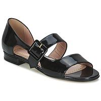 Topánky Ženy Sandále Moschino Cheap & CHIC LORETTA čierna