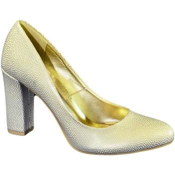 Topánky Ženy Lodičky John-C Dámske zlaté lodičky MARILYN