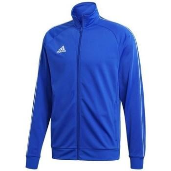 Oblečenie Muži Mikiny adidas Originals CORE18 Pes Modrá