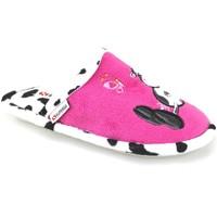 Topánky Dievčatá Papuče Superga AJ742 Ružová