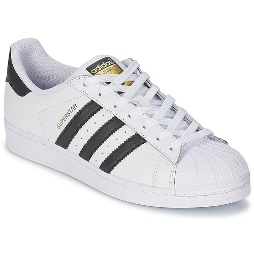 743b5b3f3186 adidas Originals SUPERSTAR Biela   Čierna - Bezplatné doručenie ...