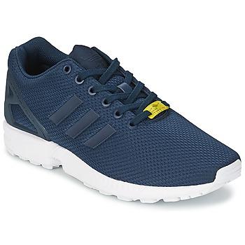 Topánky Muži Nízke tenisky adidas Originals ZX FLUX Modrá / Biela